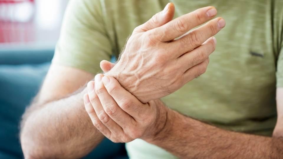 Arthritis Wrist Pain