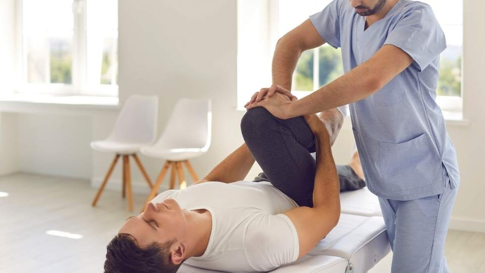 Labral Tear physiotherapy