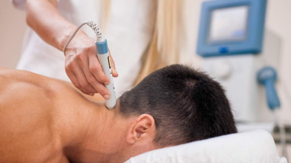 Laser Therapy for neck pain