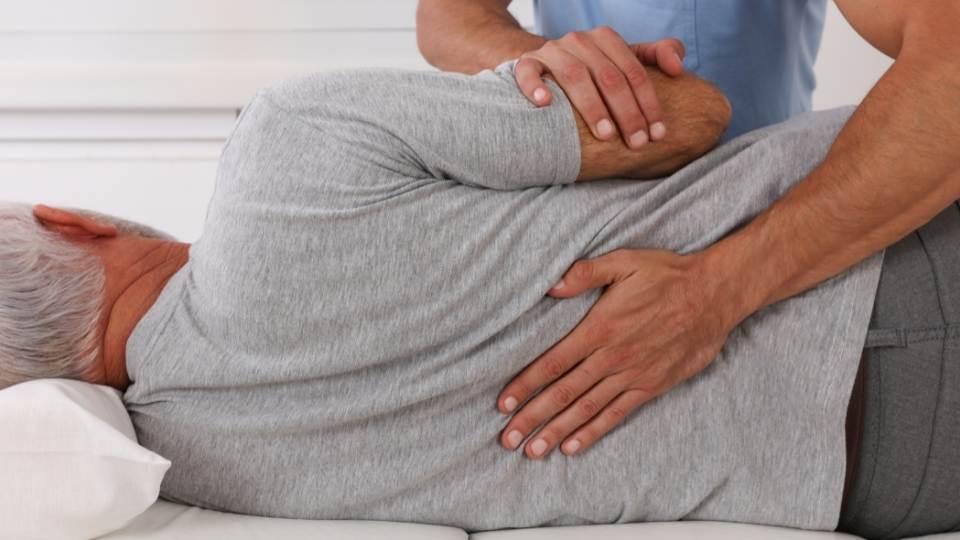 Mid-back Pain Treatment Dublin