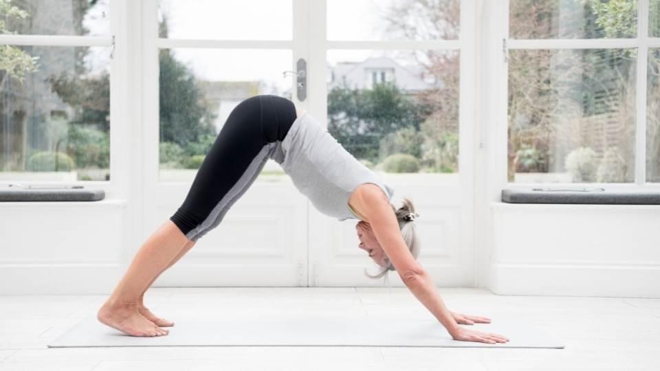 Yoga Wrist Pain