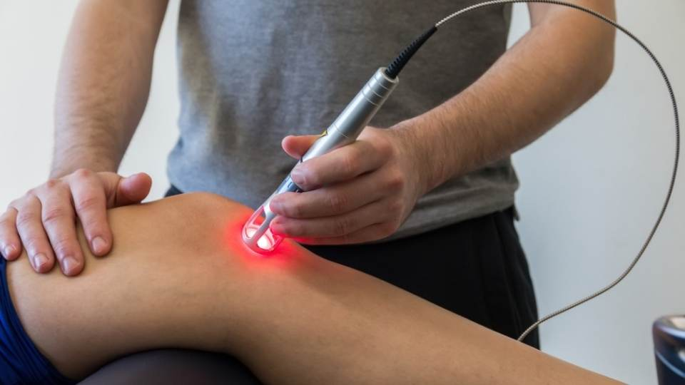 laser therapy for meniscal tear treatment