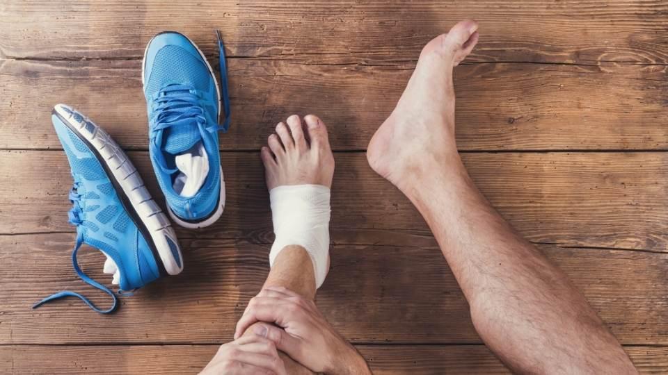 sprains, strains, tears dublin physio & chiropractic